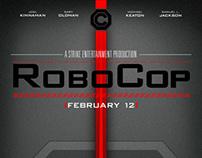 RoboCop 2014 Movie Posters