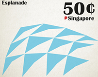 Stamps of Singapore