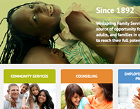 Wellspring Family Services Website