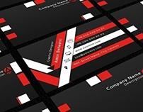 Free Print Ready Creative Business Card Vol.2