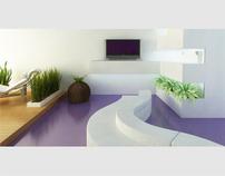 Home interior (phyto design)