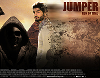 Film poster (JUMPER)