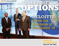 Digital Magazine Project: Telepresence Options