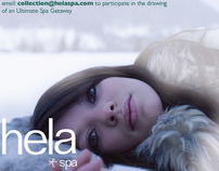 Ad Campaign for Hela Spa
