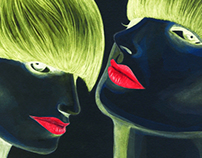 trad lipstick ad