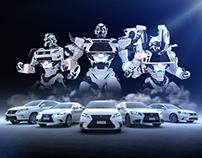 Lexus Hybrid Campain - 終極力量