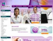 Graphiserv Website