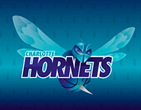 Charlotte Hornets Identity Redesign