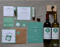 Anna e Giuseppe Wedding Suite | grafichepermatrimoni.it