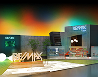 Remax Booth Design