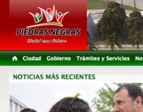 Sitio-Presidencia Municipal de Piedras Negras