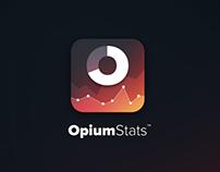 OpiumStats iPad app