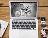 Tough Luck Tattoo Webpage