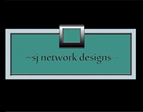 sj network design logo