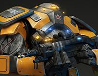 Orange Guy Sector-86