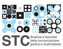 Sviluppo di un logo dinamico STC e interfaccia web