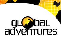 Global Adventures Branding
