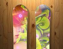 Snowboard Design 2011