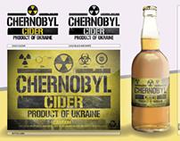 Chernobyl Cider 2009