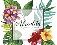 Logo Approach for AFRODITA Shop
