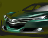 New Lada 2020