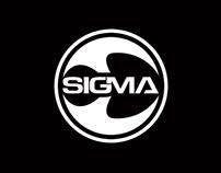 Sigma Logo - Redesign