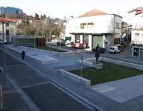 Urban Renewal . Amarante . Built