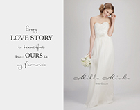 Bridal Couture // Milla Miska