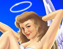 Slot game:  The Angel's Touch