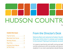 Hudson Country Montessori School