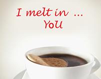 I melt in you-poster
