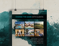 Neustar Sales Kickoff – IIS Event Poster