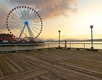 The Great Wheel of Seattle: Part II