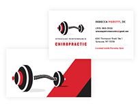 Syracuse Performance Chiropractic Branding
