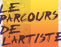 LE PARCOURS DE L'ARTISTE 2013-2014