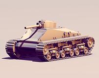War iOS Game Concept