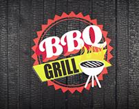 BBQ Grill Logo