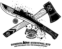 MADWORKS : Are you ready for the zombie attack?