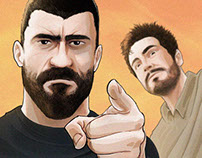 Grand Theft Auto - Custom Portrait II