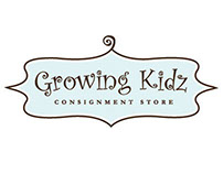 Growing Kidz Consignment Store Logo
