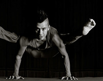 CIRCUS: Cesar Pindo (circo Bellucci)