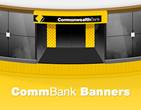 CommBank Banners