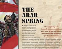 The Arab Revolution Story