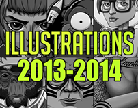 Illustrations 2013-2014