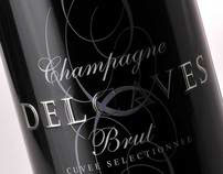 Champagne Del Caves / Cuvee Selectionnee