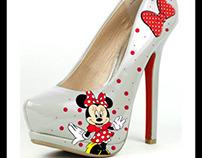 """Zapatos Personalizados """" Holyrock1210"""""""