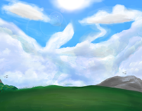 Aria: Ilustrações