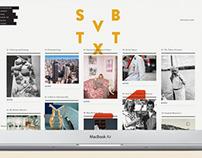 Svscription, Website