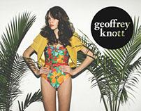 Geoffrey Knott, Branding and Website