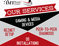 IMT Repair Center General Services Posters